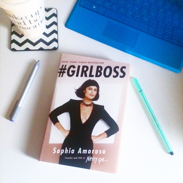 Lecture du dimanche: #GirlBoss