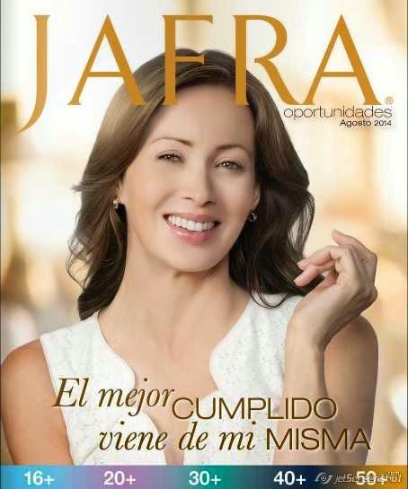 jafra catalogo de agosto 2014