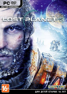 Cover Of Lost Planet 3 Full Latest Version PC Game Free Download Mediafire Links At Downloadingzoo.Com