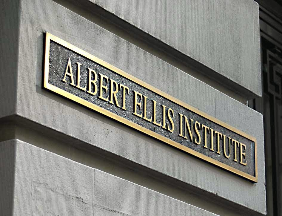 Albert Ellis Institute of New York