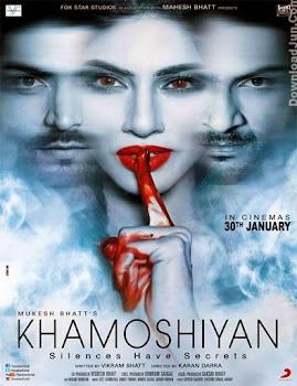 Ver Película khamoshiyan Online Gratis (2015)