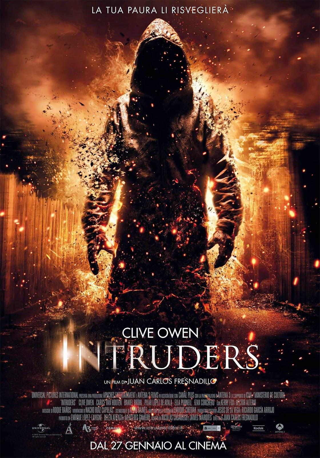 Intruders ...