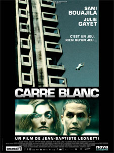 Carre Blanc Poster