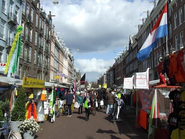 أهم أسواق أمستردام