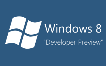 Free Download Windows 8 Developer Preview English
