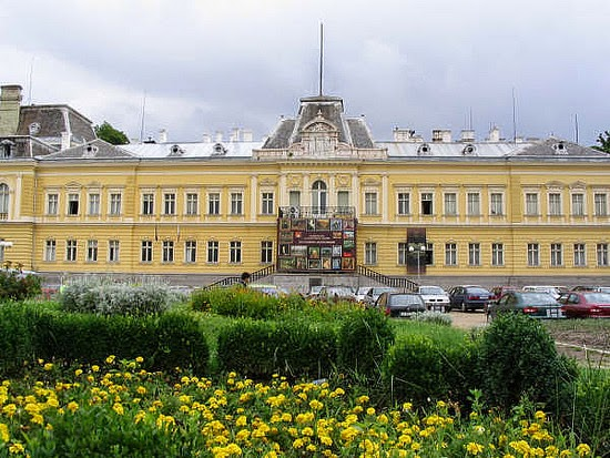Pontos de interesse em Sofia Bulgária