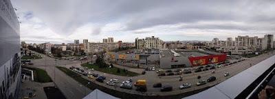 Contoh Fitur Panorama di Handphone Oppo R7s
