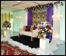 Mini Pelamin Sanding by Sya Ays Bridal