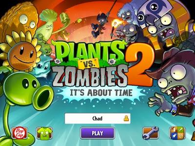 Plants vs Zombies 2 APK free download