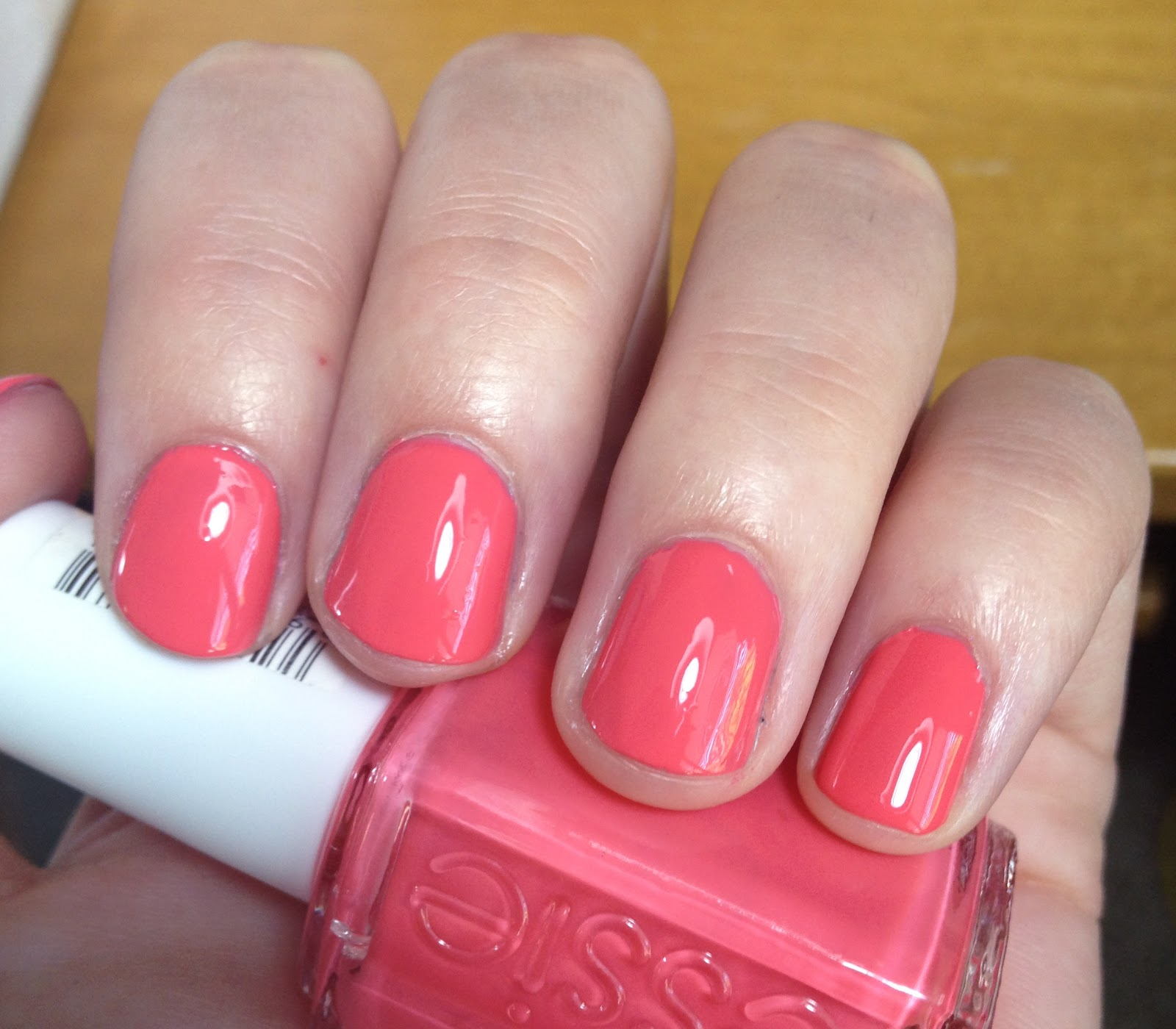 Shelby\'s Swatches: Essie Cute as a Button & Fifth Avenue Swatches