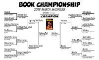 The EHS Book Championship Winner has been Chosen!