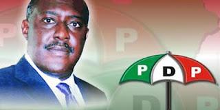 PDP spokesman, Olisa Metuh