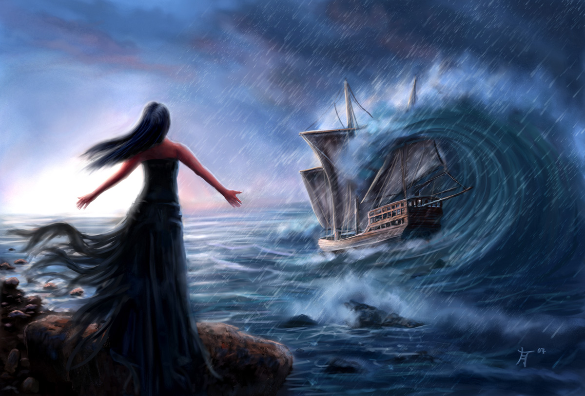 Taphophile Corner: the Siren's song