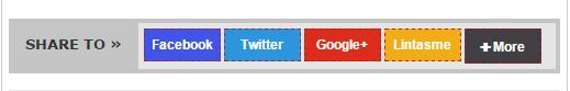 button share ringan, responsive dan lengkap