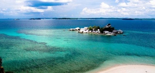3 Tempat Istimewa di Pulau Belitung