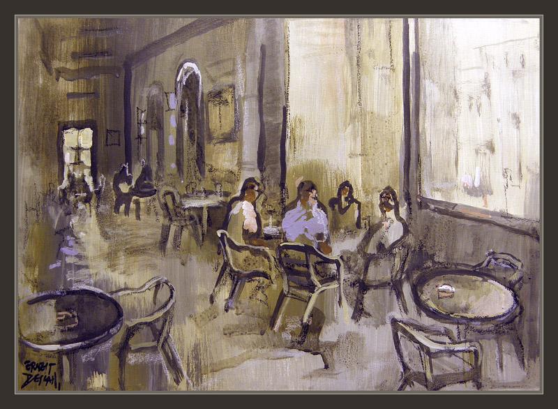 Ernest descals artista pintor 06 01 2012 07 01 2012 - Cuadros de interiores ...