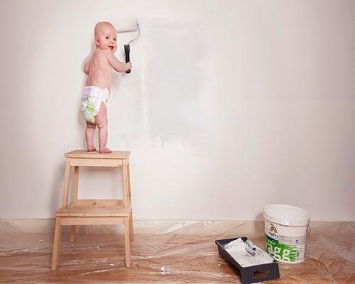 Une sélection de photo bébé marrante