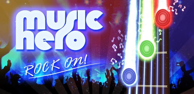 Download Music Hero v1.9 Android QVGA HVGA WVGA HD Full
