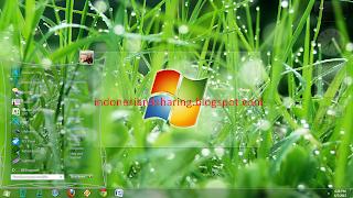 Screenshot Glass Skin 1