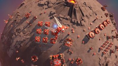 Planetary Annihilation TITANS-CODEX Terbaru 2015 screenshot