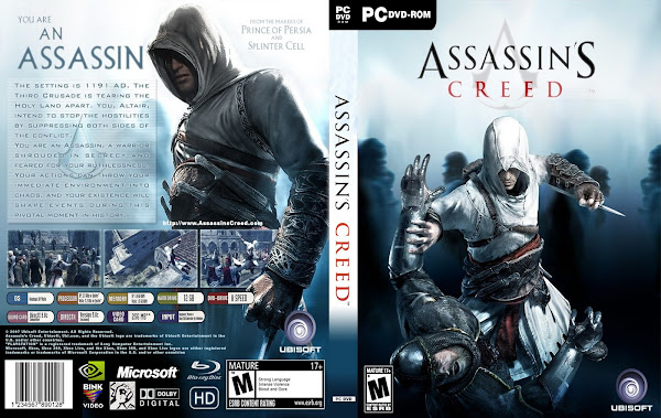 Assasins creed 1 pc portada