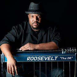 February 24, 2019 - Roosevelt Collier - The Cooperage