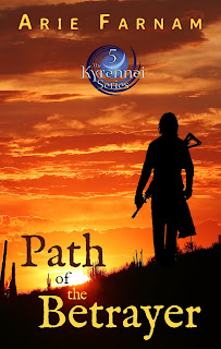 http://www.amazon.com/Path-Betrayer-Kyrennei-Book-Five-ebook/dp/B016DJBP8C/ref=sr_1_6?s=books&ie=UTF8&qid=1449823419&sr=1-6&keywords=Arie+Farnam
