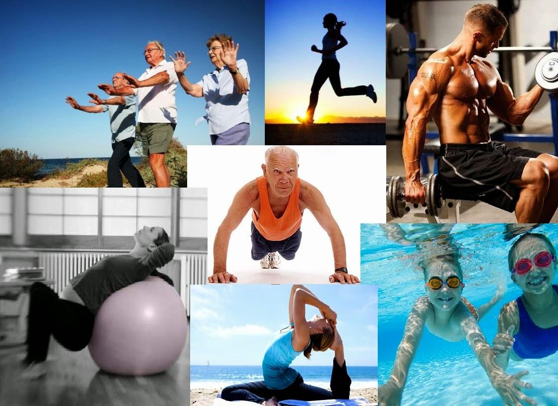 Praticas de atividade física