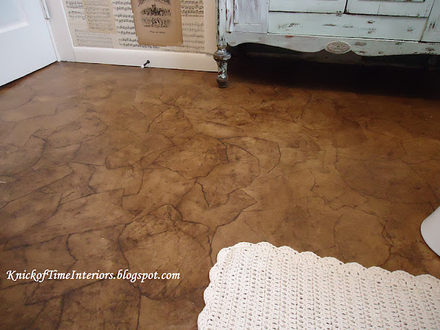 House remodel ideas on pinterest wet rooms japanese for Faux leather floor tiles