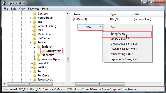 Cara Memblokir Aplikasi di Windows Tanpa Software