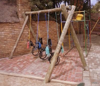 Swing Poles