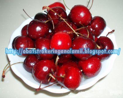 Manfaat Kandungan Gizi Buah Cherry Baik Untuk Kesehatan