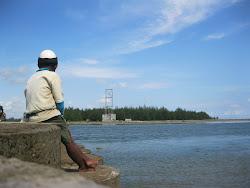 Jembatan Muara II Di Bengkulu