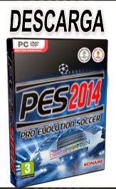 DESCARGA PRO EVOLUTION 2014 FULL PARA PC