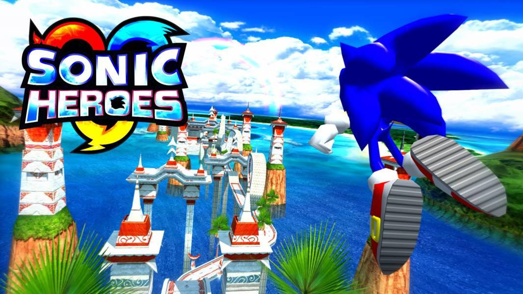 Sonic Heroes Gameplay For PC Version