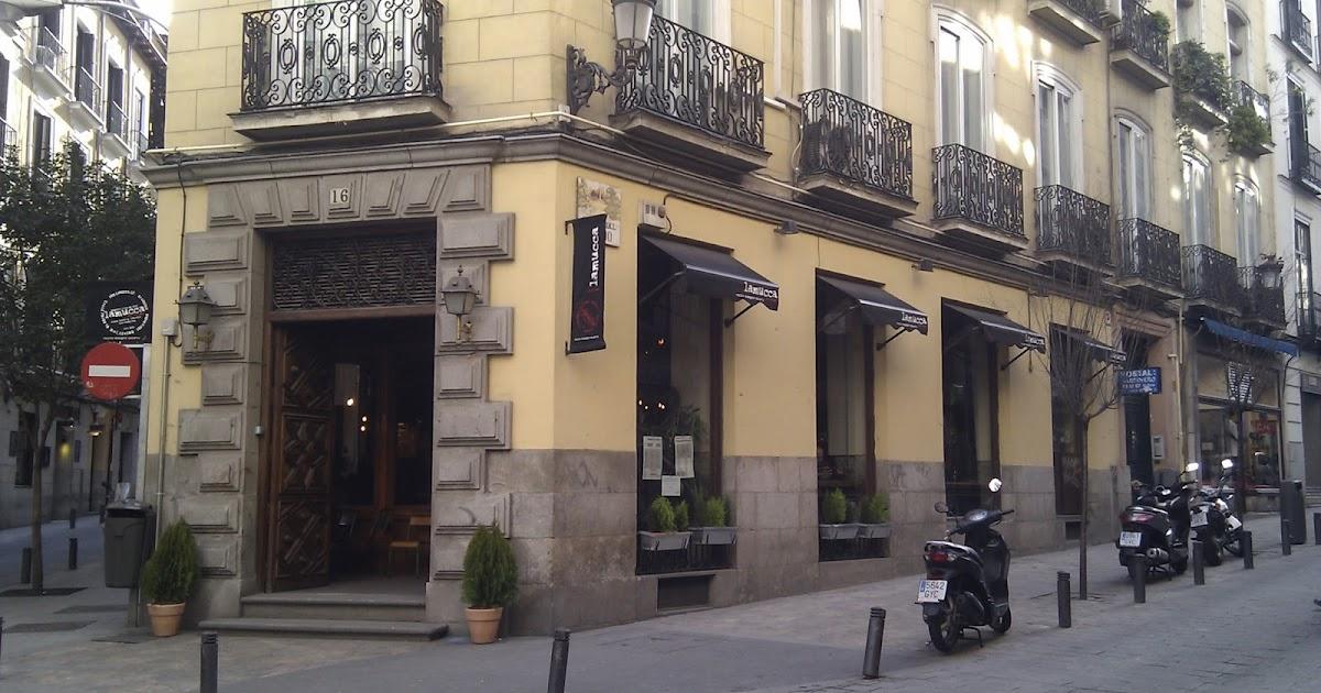 ocio a los 40 restaurante lamucca de prado madrid