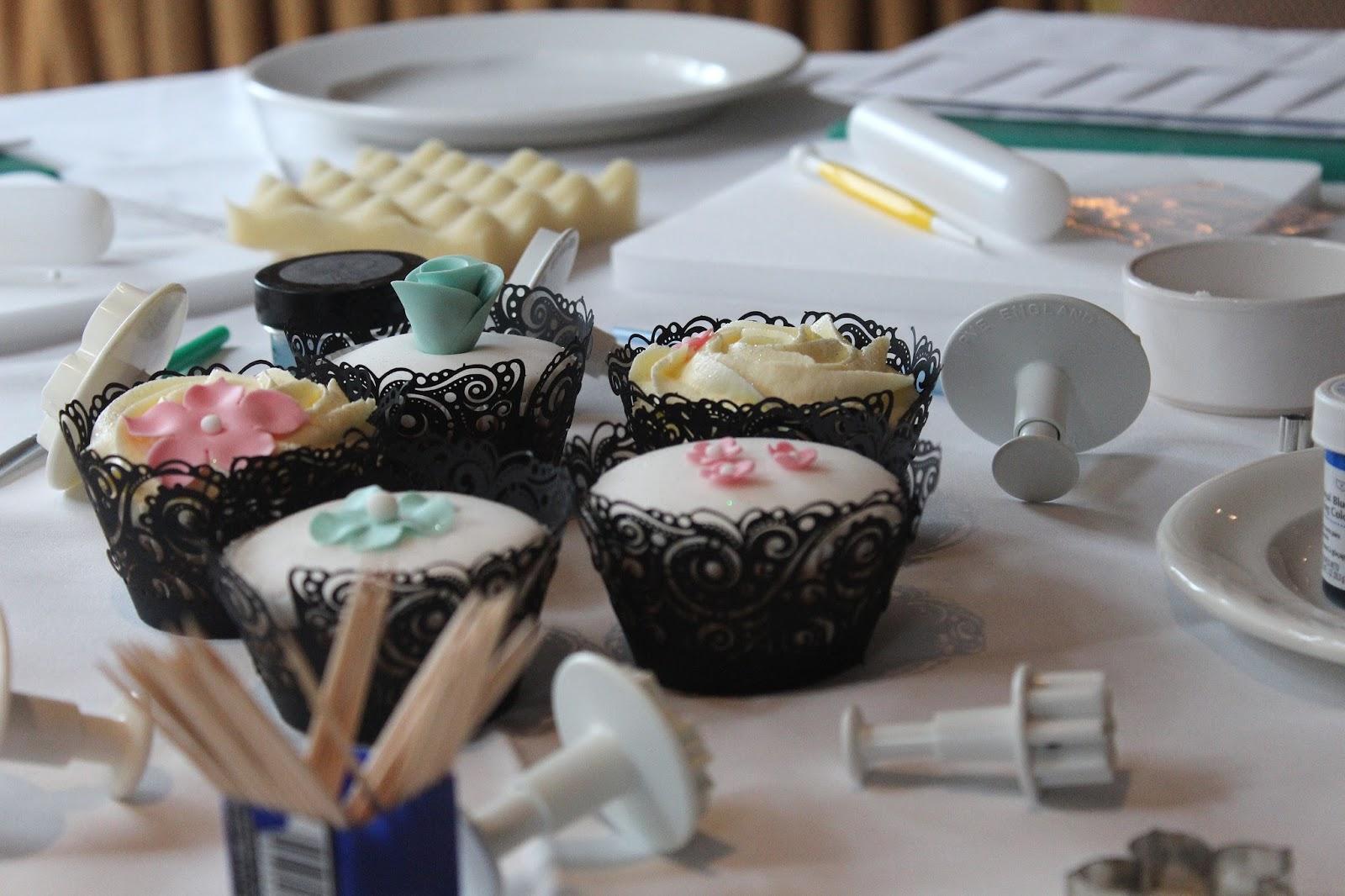 Bloggers Cupcake Making Class - Millennium Gloucester ...