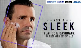 Grooming Appliances Extra 15% Cashback