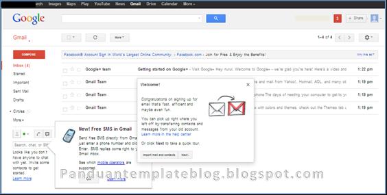 Panduan Cara Membuat Email di Google