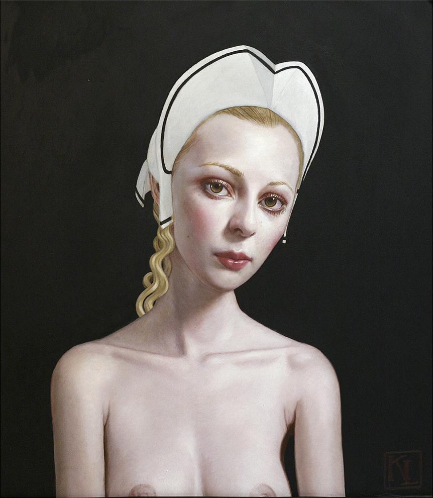 kris lewis portrait
