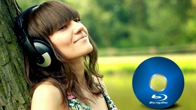 convert Blu-ray to MP3, WMA