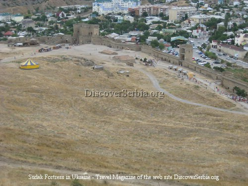 Sudak Fortress