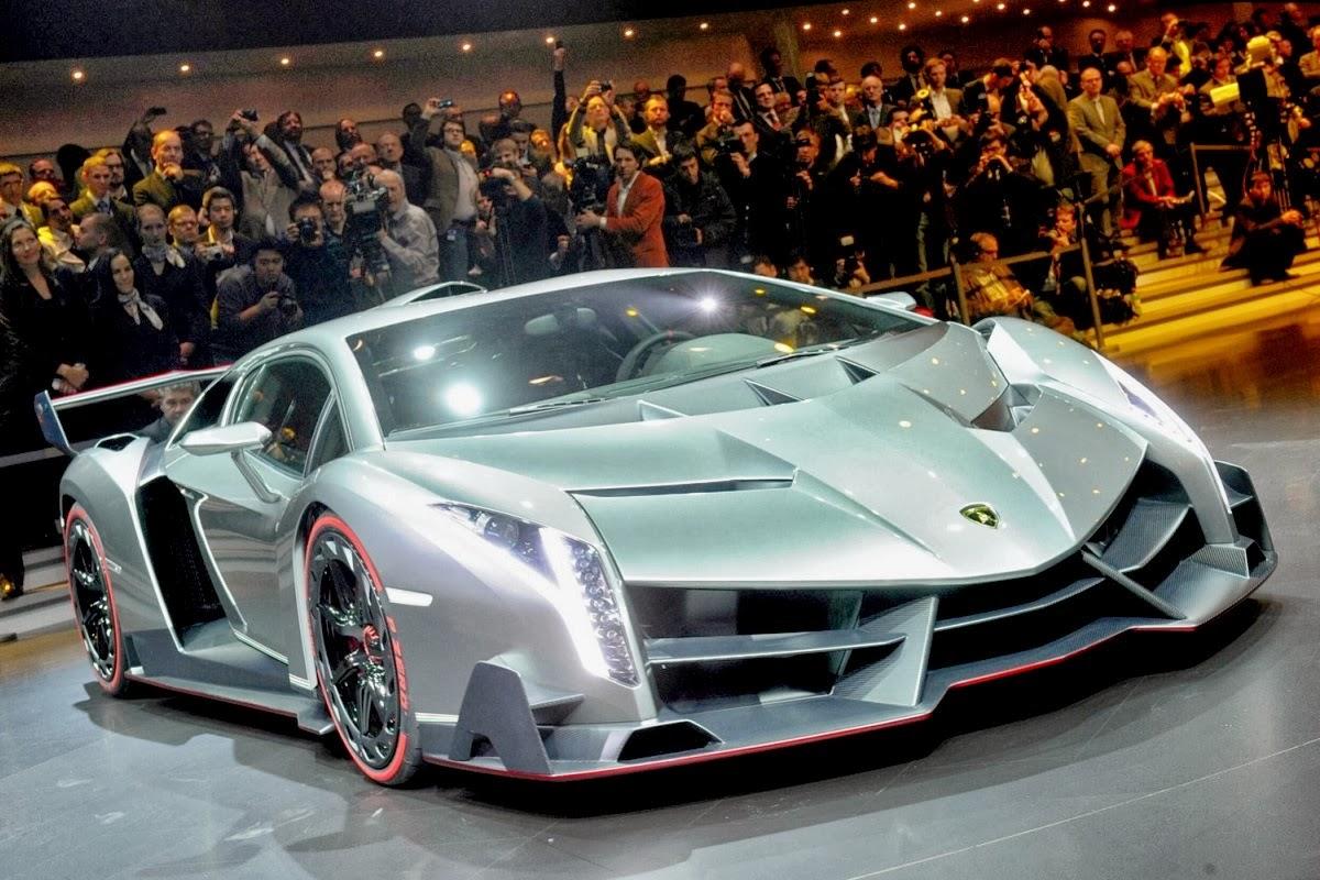 otomotif: lamborghini veneno roadster, mobil paling mahal di dunia