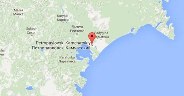 Terremoto de magnitude 7,0 atinge leste da Rússia