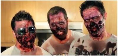 加拿大 殭屍料理 Zombie Meal Time