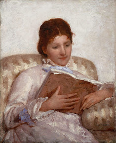 Mary Cassatt, The Reader