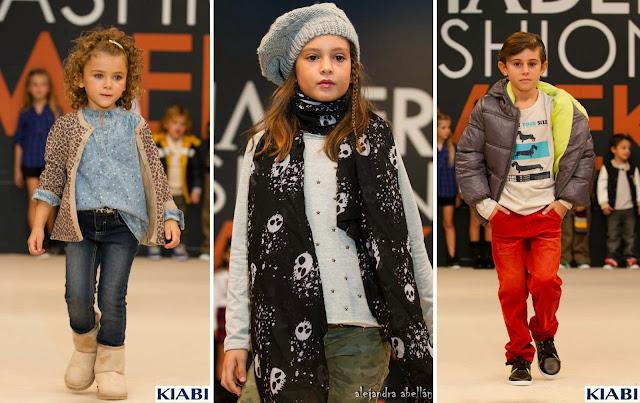 Desfile Infantil Kiabi