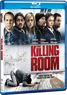 The Killing Room (2009) 720p BRRip 852MB mkv Dual Audio (Resubida)