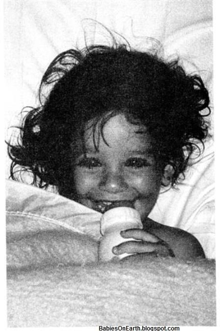 baby Lea Michele