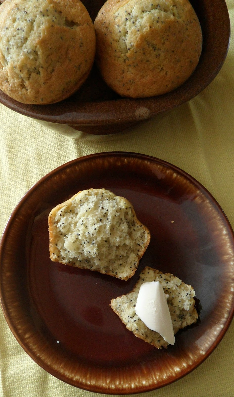 ... muffin to make (and devour) than these Lemon Poppy Seed Muffins
